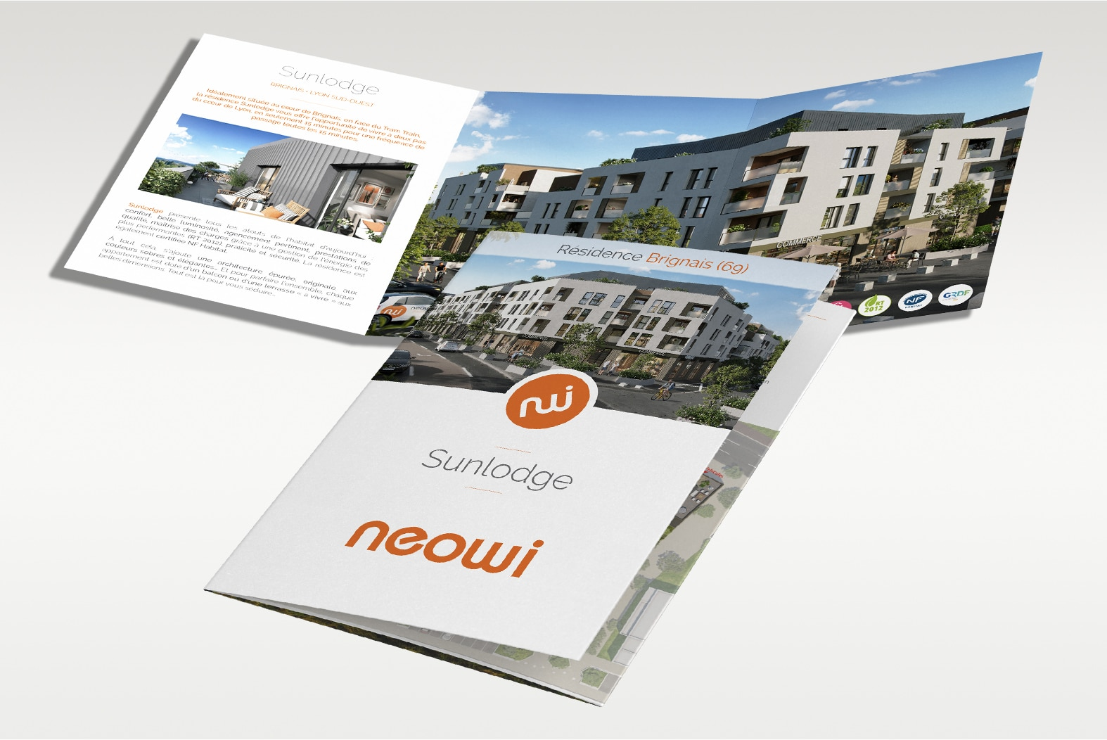 Sunlodge | Neowi Immobilier