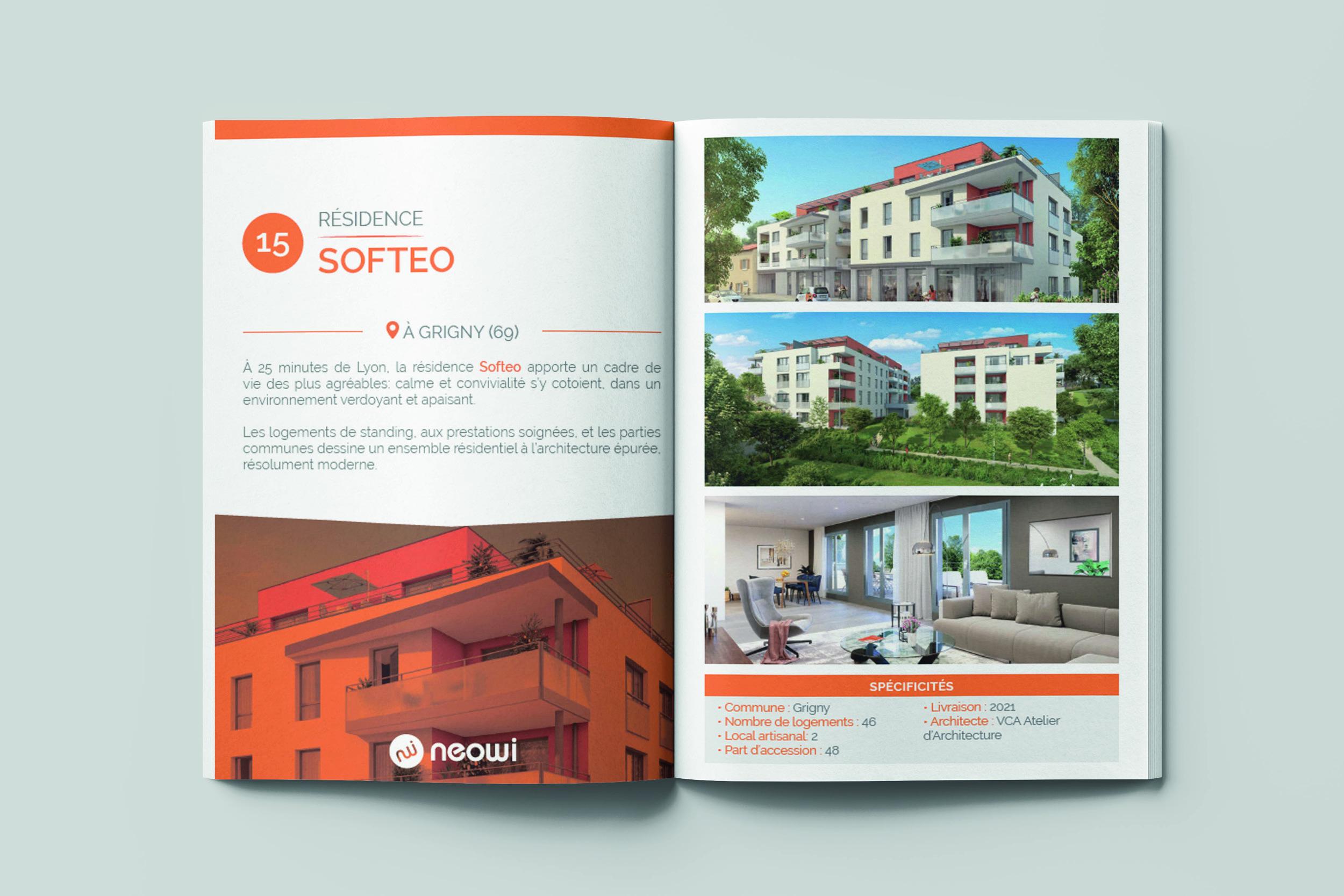 Book de Promotion immobilière – Neowi